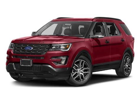 ford explorer prices nadaguides