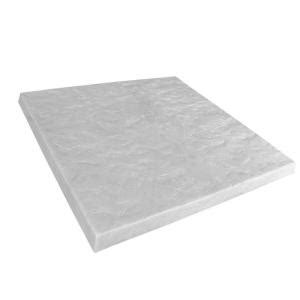 Plastic Patio Pavers Emsco 24 In X 24 In High Density Plastic Resin Large Paver Pad 2192 1 The Home Depot