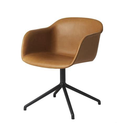 Muuto Fiber Swivel Armchair Swivel Arm Chair