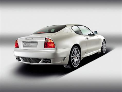 maserati gransport convertible maserati gran sport coupe photos and comments www