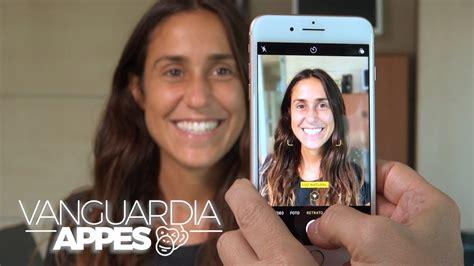 el mejorado modo retrato iphone 8