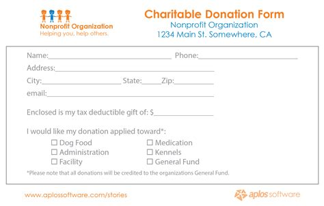 donation pledge form template the one mistake that almost killed our fundraiser aplos