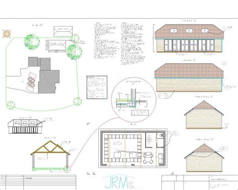 plans for a summer house jrm building plans bucks products