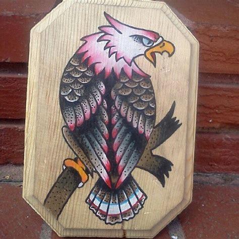 eagle tattoo sailor jerry bill smiles integrity alliance tattoo asheville nc