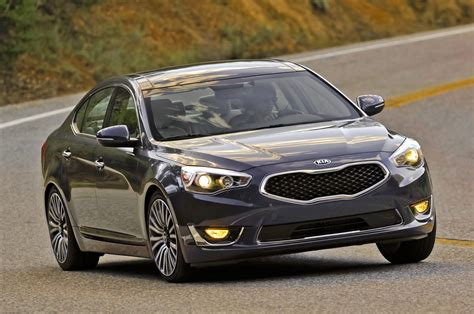 Kia K7 Review American Debut For 2014 Kia Cadenza K7