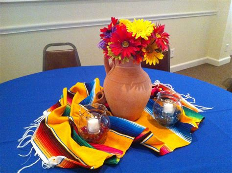 mexican centerpieces the posh pixie mexican table