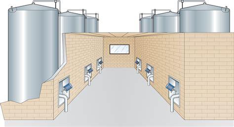 design of milk storage tank tanks dairy processing handbook