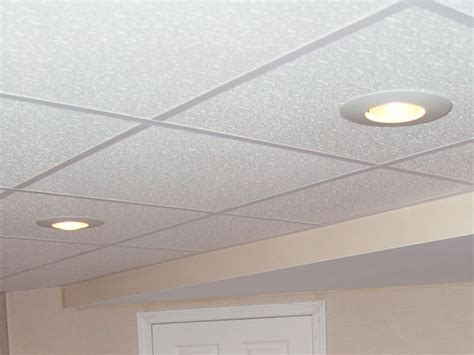 Drop Ceiling by Drop Ceiling Tiles Drop Ceiling Ideas Basement Drop