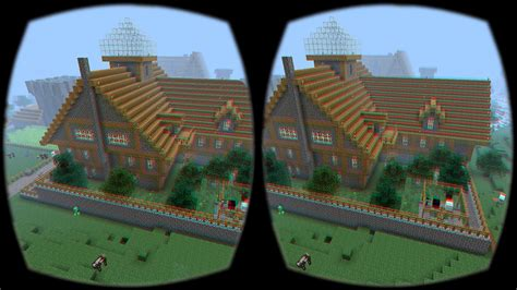Vr Minecraft Why Minecraft Is A Big Deal For Reality