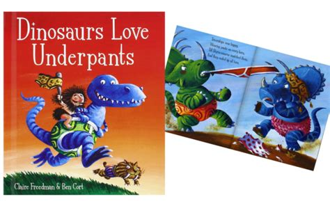everyone loves underpants a be a bookasaurus 20 top dinosaur books for your dino mad kid