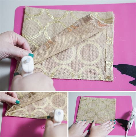 How To Sew A Ring Bearer Pillow by Learn How To Make A Ring Bearer Pillow With Glue Only