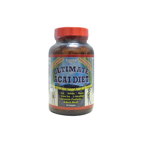 weight loss 90 diet ultimate acai diet 90 caps
