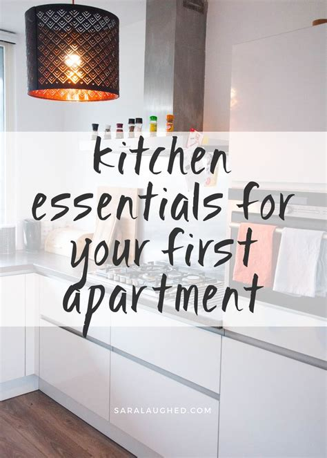 list of kitchen essentials for new home best 25 first home essentials ideas on pinterest new home essentials new apartment