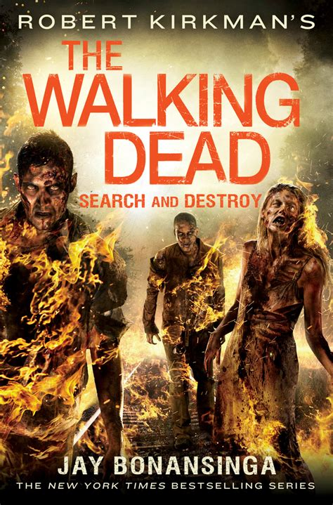 Dead Search Robert Kirkman S The Walking Dead Search And Destroy