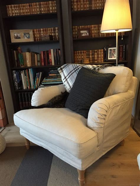 ikea living room chairs and ottomans ikea stocksund chair want with a comfy footstool