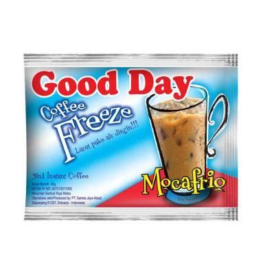 Day Mocacinno Isi 30 Sachet jual day kopi freeze mocafrio bag 10 sachet 30 gram