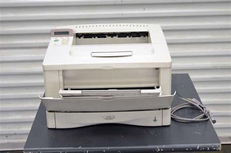 Printer Laserjet F4 lot 187 hp laserjet 5000 printer wirebids