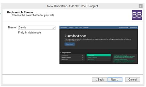 how to install bootstrap template install bootstrap theme visual studio phpsourcecode net