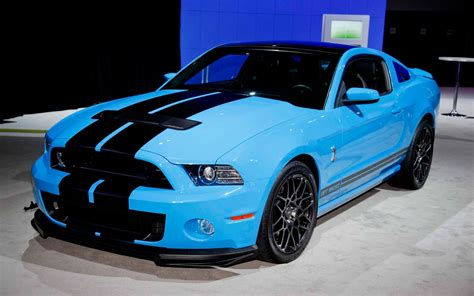 mustang shelby gt500 2013 look 2013 ford shelby gt500 and 2013 mustang lineup