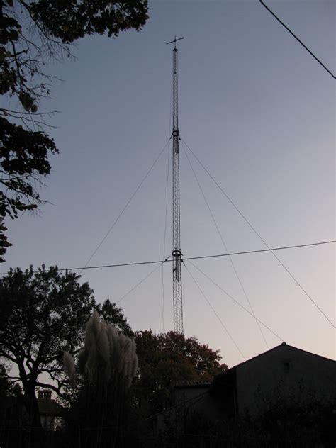 traliccio telescopico ervino gombac ham radio iv3gow
