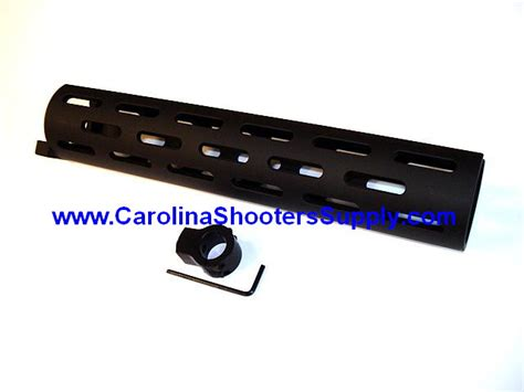 carolina shooters supply vepr handguard how to install a krebs custom keymod ufm handguard on a