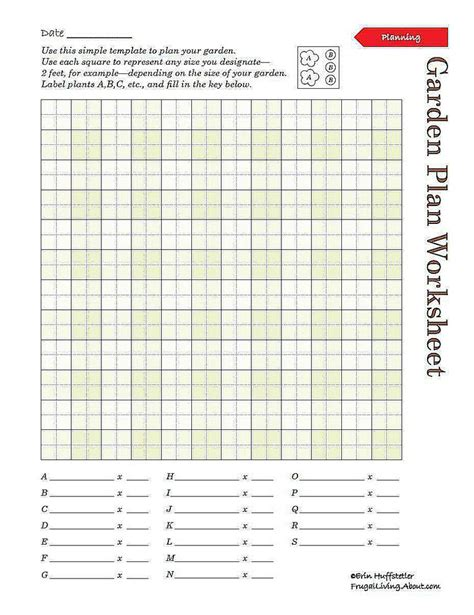 printable square foot garden planner free printable garden notebook