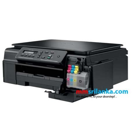 Printer T300w dcp t300 multifunction ink tank printer print
