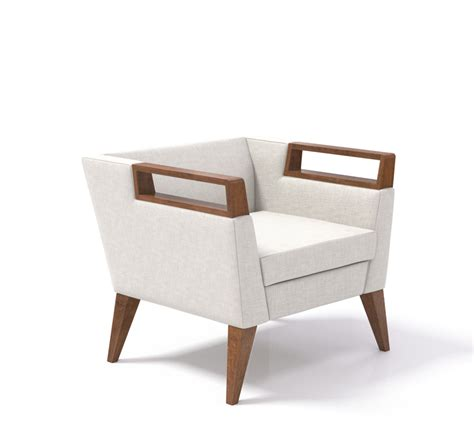 Wood Lounge Chairs by Clarke Lowback Wood Lounge Chairs Coriander Designs