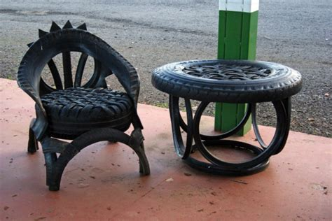 Curved Metal Garden Bench 100 Diy Furniture From Car Tyres Tyre Recycling Fresh