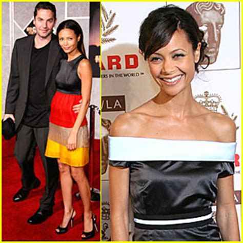 Most Consistent On The Carpet In 2007 Thandie Newton by Thandie Newton Ol Are Carpet Ready Ol