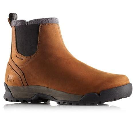 rei winter boots sorel paxson chukka waterproof winter boots s at rei