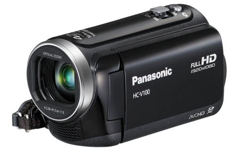 Panasonic Hd 100 Am panasonic hc v100 review hd 1080p resolution handycam xcitefun net