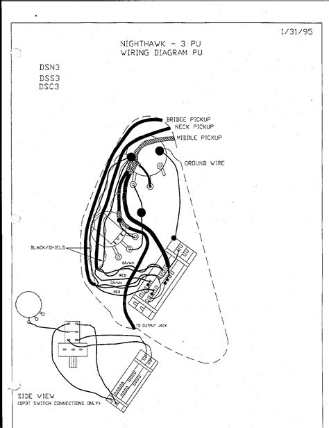 Gibson Chet Atkins Cec Model Wiring Diagram