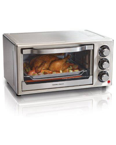 Find Toaster Ovens Best Of Hamilton 31511 6 Slice Toaster Oven