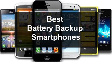 android phone with best battery top 10 best battery backup android smartphones in budget