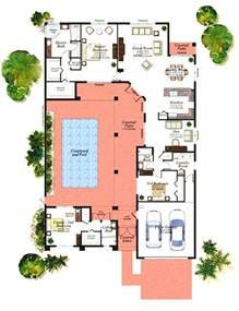 casita house plans one story house plans with casita house design and