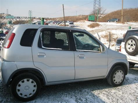 Suzuki Kei Cars 2003 Suzuki Kei For Sale