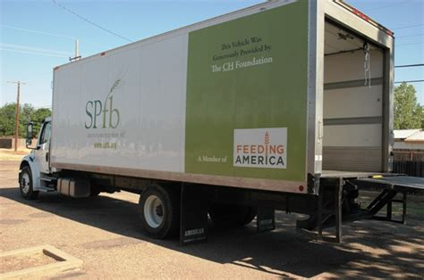 Mobile Food Pantry Truck by Back To Post Church Home Page