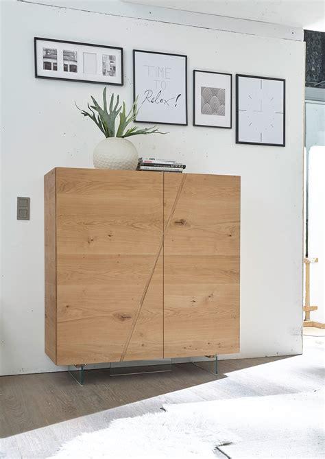 madia credenza moderna credenza moderna in legno massello rovere scontata 45