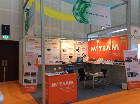 Booth Time Mba Cost by Mvteam At Dubai Intersec Fair 2016