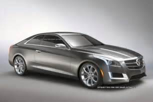2014 cadillac cts coupe photos preview upcoming redesign