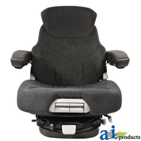 bolstered grammer suspension seat w isolator a msg95741grc miscellaneous grammer seat assembly
