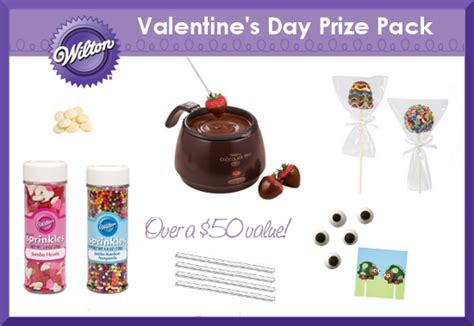 win this valentine s day mega prize pack giveaway 250 wilton valentine s day cake pops review giveaway