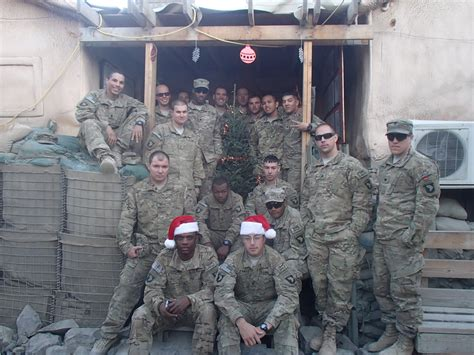 trees for troops brings christmas spirit to military