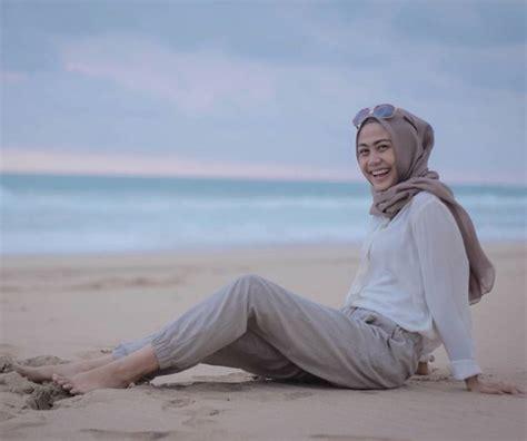Celana Untuk Ke Pantai ke pantai untuk yang berhijab