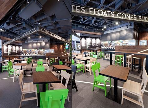 Shake Shack On Behance Kitchen Design Stores Nyc