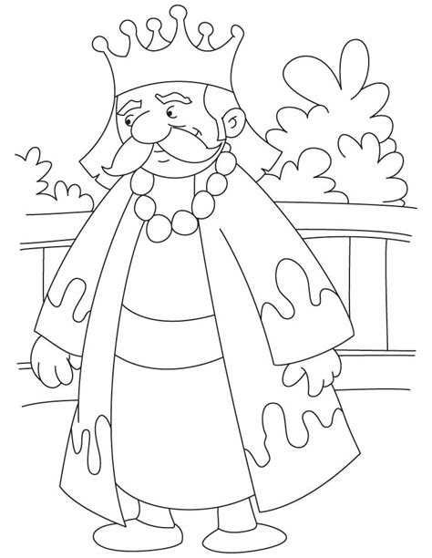 pages king king coloring page az coloring pages