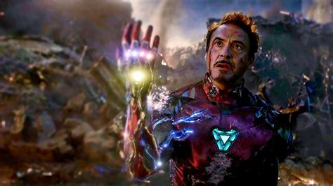 avengers endgame iron man clip hd youtube