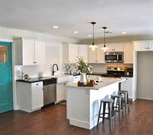 L Shaped Kitchens With Islands L Shaped Kitchen With Island Kitchen Ideas Pinterest