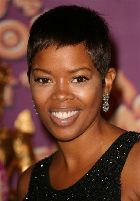 hairstyles for black women with very short thin hair short pixie haircuts for black women